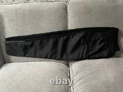 Mens Prada Logo Pants Joggers/Black Size L 900$+ Worn Once! 100% Authentic