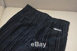 Mens Yohji Yamamoto Pour Homme Velvet Pants From 2000s Size Medium W32 L34