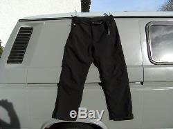 Mens arcteryx softsheel trousers
