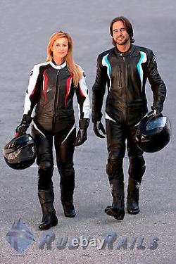 Motorbike Leather Suit Motogp Racing Mens Motorcycle Leather Jacket Trouser