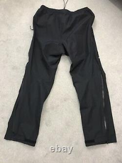 Mountain Equipment Men's Saltoro GORE-TEX Pants Trousers Size Large Black