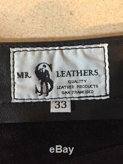 Mr. S Leather pants