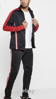 NEW Mens Nike Air Jordan J23 MJ Tracksuit Full Set Track Top &Bottoms Casual LTD