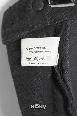 NUMBER (N)INE Embroidery denim pants / MADE IN JAPAN