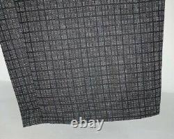 NWT $600 Comme Des Garcons Homme Plus Cotton Wool Pants Black Large New