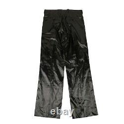 NWT RICK OWENS Black Dietrich Pants Size S/48 $1120