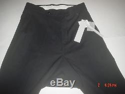 NWT RICK OWENS MADE IN ITALY MEN'S TAILORED SWINGER PANTS SZ. IT. 50, US 40