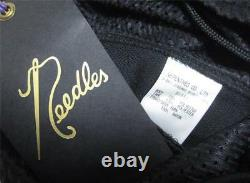 Needles Narrow Track pant BEAMS special order black gold Nepenthes 18AW