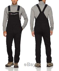 New Champion LIFE Men's Superfleece 3.0 Overalls Pants Black XL