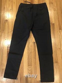 New FOG X Pacsun Essentials Black Nylon Track Pants sz S-XL SS21 fear of god