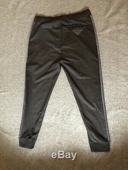 New Season PRADA Men side band track trousers, size M&L, 100% Authentic