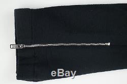 New. TIM COPPENS Black Cotton Blend Sweatpants Pants Size L $495