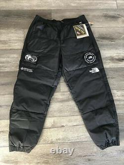 New The North Face 7SE Summit Down Pants GTX Infinitude Black Mens Large NWT