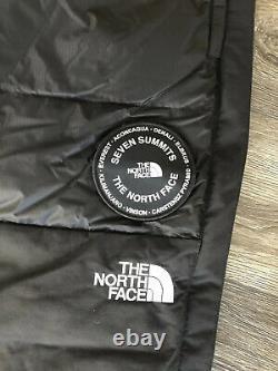 New The North Face 7SE Summit Down Pants GTX Infinitude Black Mens Medium NWT
