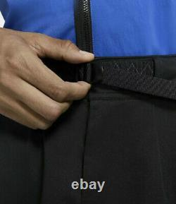 Nike ACG Mens Woven Cargo Pants CD7646-010 Black Size XS Waist 28 New