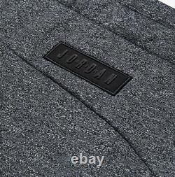 Nike Air Jordan Icon Fleece Tracksuit (Grey/Black) 2XL 809472 010