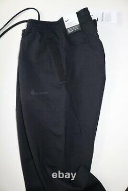 Nike Tech Pack Men Knit Full Zip Hoodie Pants Tracksuit Black Bv4452-010 M
