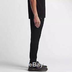NikeLab x Olivier Rousteing Balmain Track Pants 834911 010 Size Extra Small
