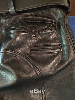 Northbound Leather Pants, 32 Waist