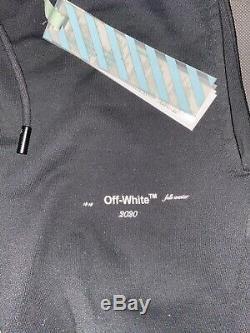 Off White Sweatshirt +Trousers Size XXL Color Black