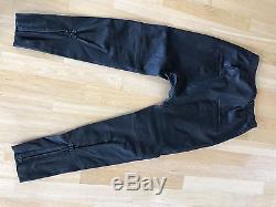 Officine Creative Leather Pants Pants / Runway Look size EU 52