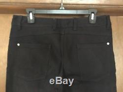 Outlier Men's End of Worlds Pants Black Indigo size 33