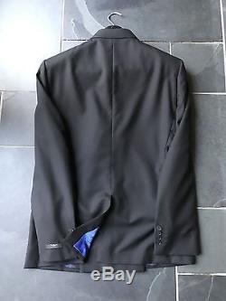 Paul Smith BLACK Suit TAILORED FIT BYARD Jacket 44R Trousers 36