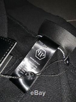 Philipp Plein Sweatjacket+Trousers Size M Model 2019 Skull