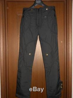RAF SIMONS hyper-fitting pants Black Size 48 cool prompt decision F/S
