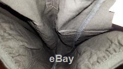 RICK OWENS 2011ss Elastic Waist Swinger Belted Wool Pants Black Size M