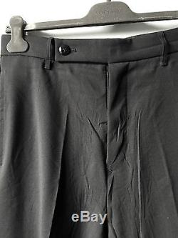 RICK OWENS CROPPED ASTAIRES TROUSERS 48 (FITS 32)