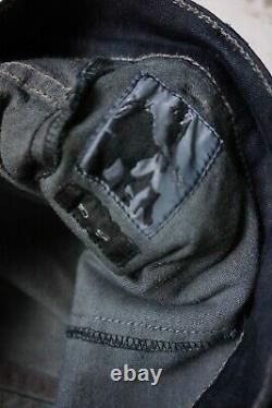 RICK OWENS DRKSHDW SS14 Mens Kilted Legging Pants Sz M