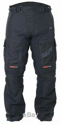 RST Pro Series Adventure 3 III Waterproof Trousers Short Leg 1852 & 2852 CE