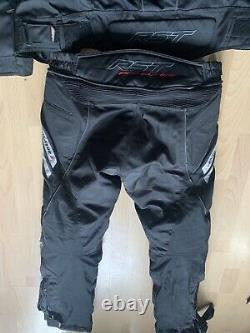 RST Pro Series Ventilator Men Textile Motorcycle Motorbike Jacket Trousers LARGE