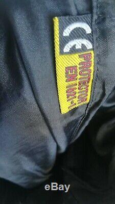 RUKKA ARMAPROTECTION GORETEX CORDURA TROUSERS MOTORCYCLE Rukka 50 34 waist Reg