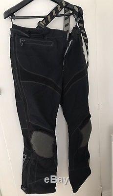 RUKKA ARMAS Gore Tex Motorcycle Suit Jacket & Trousers