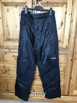 Rab Mens Photon Pants Trousers Size Large In Black Rrp £155