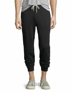 Rag & bone Men's Standard Issue Sweatpant Joggers New York Black Size XXL