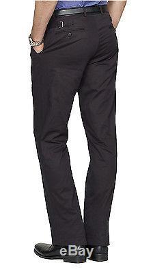 Ralph Lauren Black Label James Cotton Dress Pants New $350