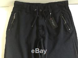 Ralph Lauren Black Label Trouser-style Jogger Pants Size XL $395 Bnwt