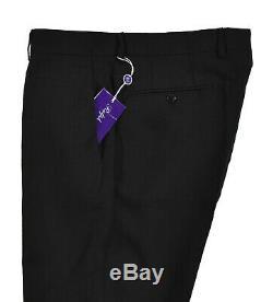 Ralph Lauren Purple Label Black Linen Dress Pants 32 New $495