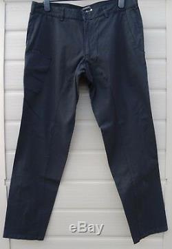 Rare Black Stone Island Shadow Project Stretch Trousers 32 W / 33l New