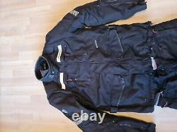Rev'it Goretex Pro Shell 3 layer Motorcycle Jacket Size L and trousers L long