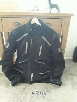 Richa Canyon Jacket And Trousers Motorcycle Waterproof Touring Thermal