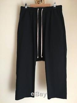 Rick Owens Cyclops SS 16 Cropped Pants sz 50