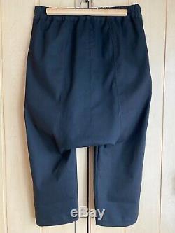 Rick Owens Drawstring Cropped Pants sz 46
