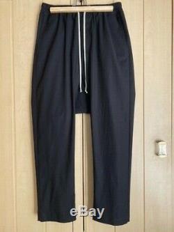 Rick Owens Drawstring Long Pants