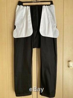 Rick Owens Drawstring Long Pants sz 50