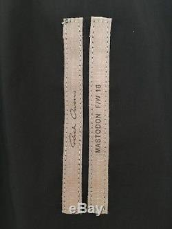 Rick Owens Mastodon FW 16 Cropped Pants sz 46