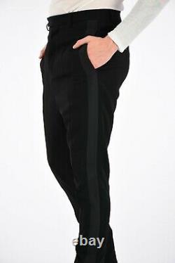 Rick Owens Mens Astaires Tailored Tux Pants RU15F7360/MP F/W 15 Black Sz 50 NEW